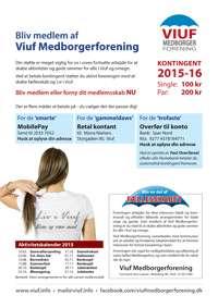 Bliv medlem - betal kontingent - Viuf Medborgerforening