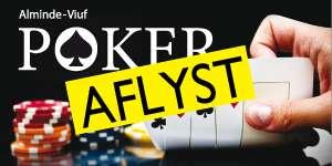 Poker-aflyst