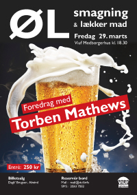 Ølsmagning i Viuf 2016
