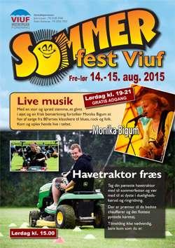 Sommerfest i Viuf - 2015