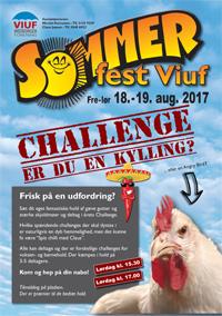 Sommerfest i Viuf 2017